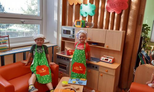 Hrajeme si na kuchaře.
